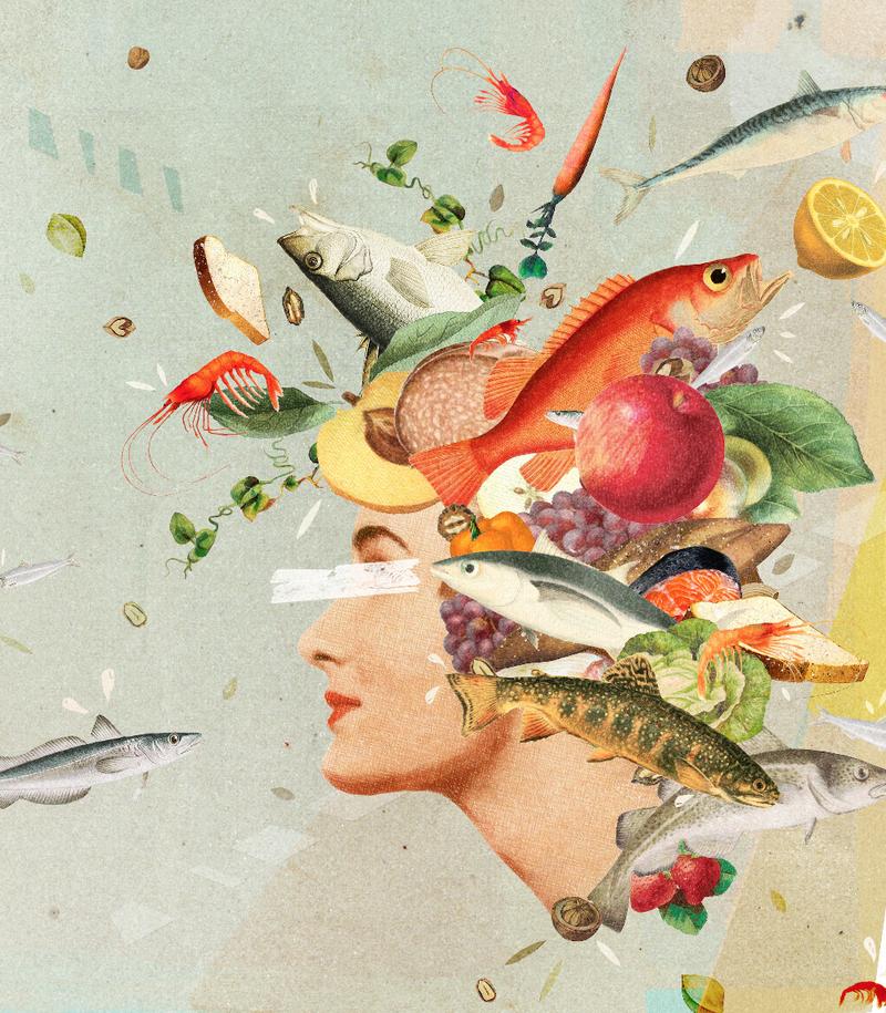 Энергетика пищи: Как то, что мы едим влияет на здоровье и благополучие