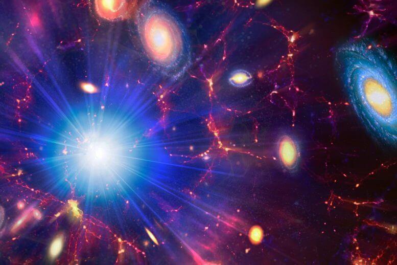 расширение вселенной картинки довоенные