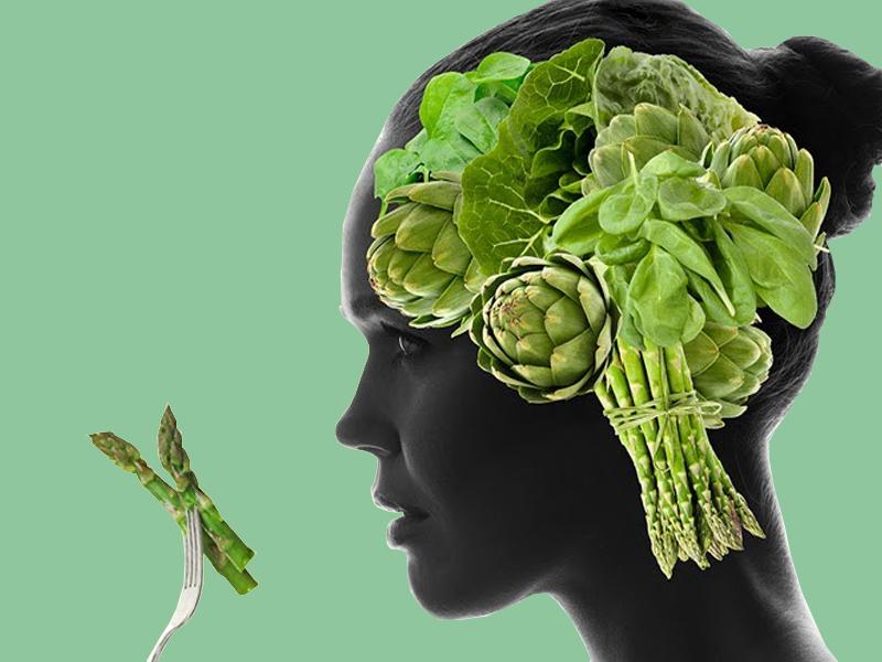Как худеть с помощью мозга, а не диет