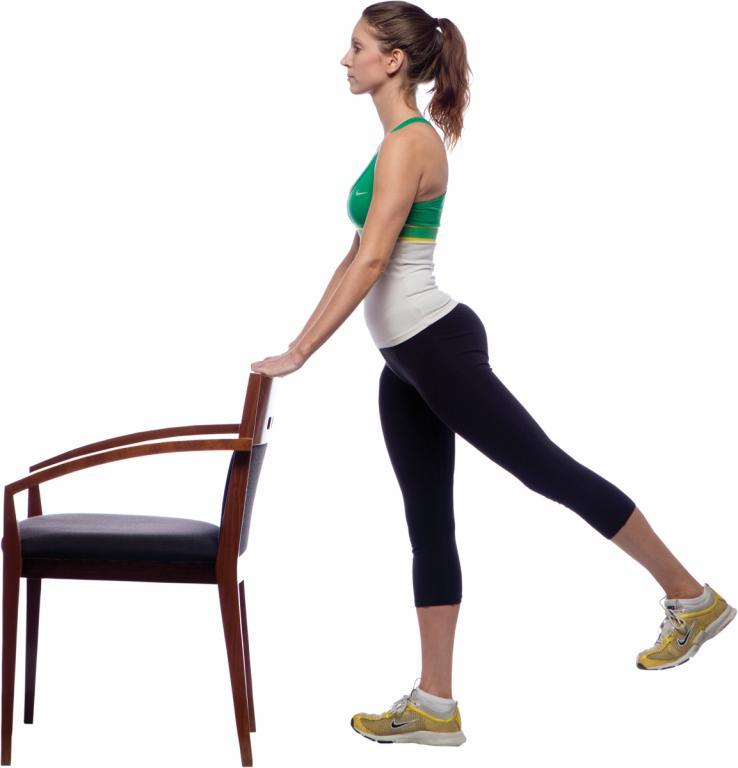 TOP 4 exercises for the upper buttocks