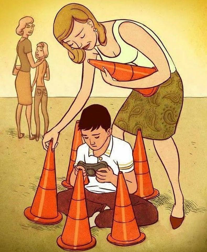 Как отпустить токсичное детство