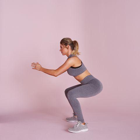 Идеальная «пятая точка»: СУПЕР упражнения на заднюю поверхность бедра
