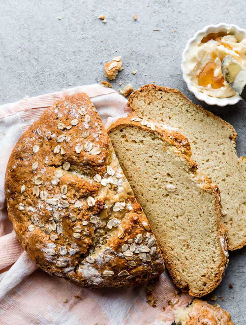 Хлеб для худеющих: 3 домашних диетических рецепта