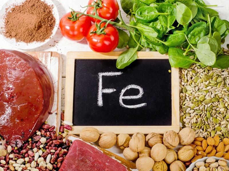 Дефицит железа в организме: признаки и способы решения проблемы