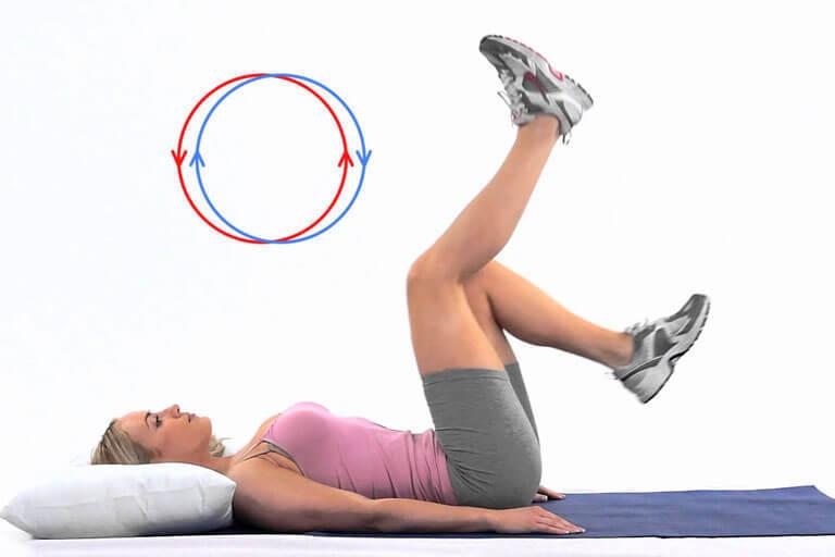 5 упражнений для ленивого кишечника