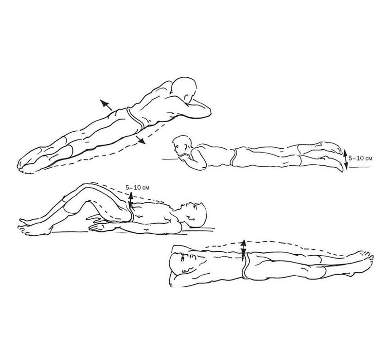 Упражнения Гринштата, которые помогут восстановить опорно-двигательный аппарат