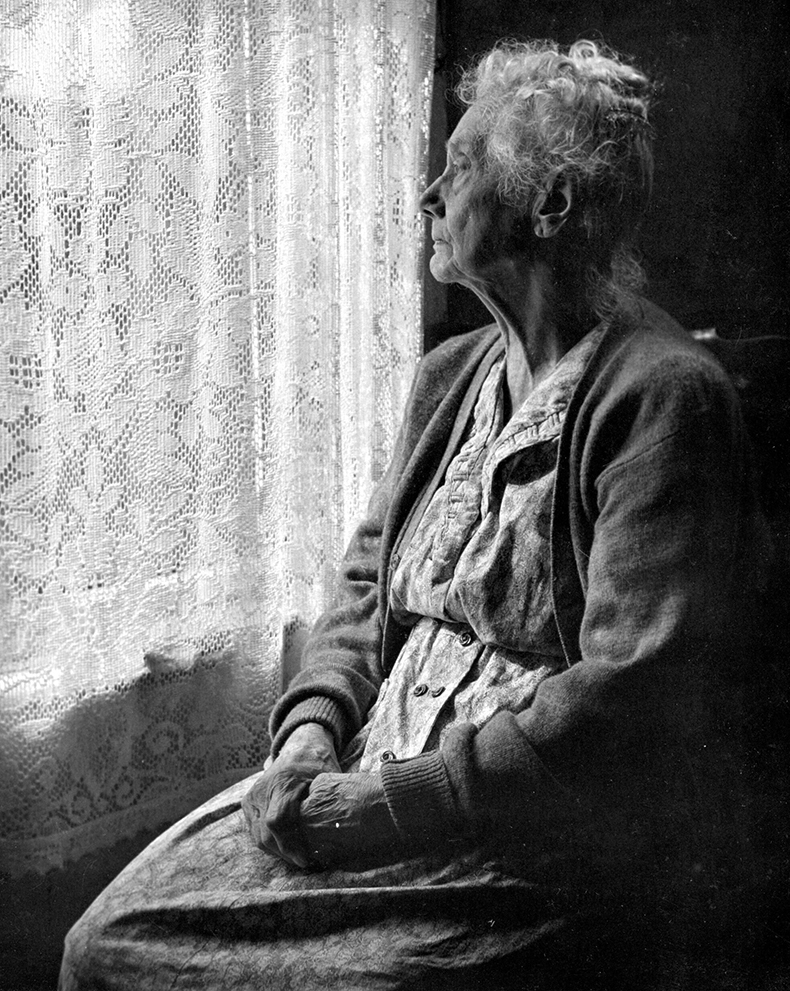 Знаете, что самое страшное в старении?