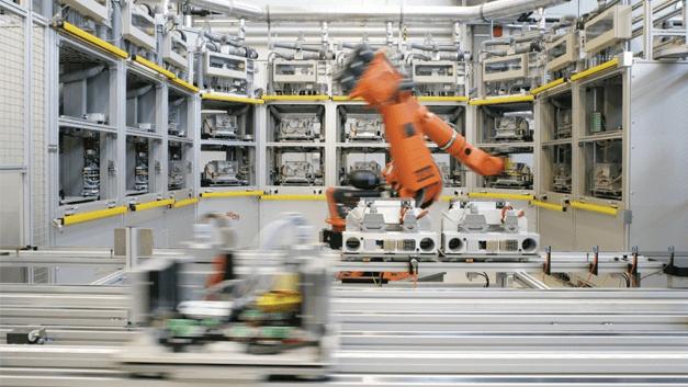 Умные сети постоянного тока для производственных установок