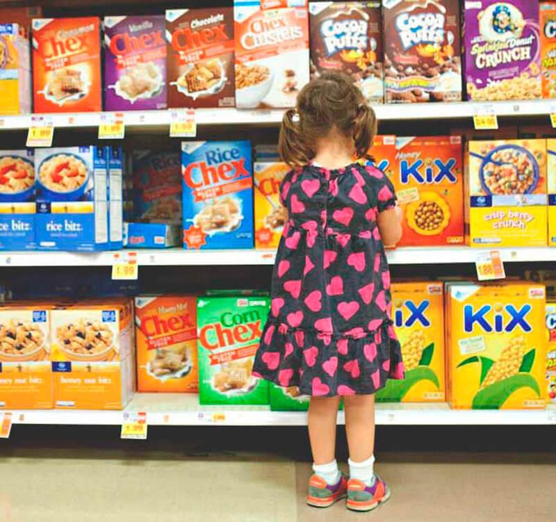 Ядовитая еда из супермаркета или почему мы болеем