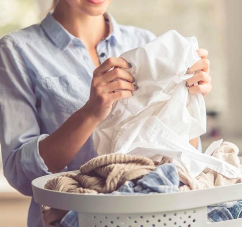 Ученые: Как стирать белье, чтобы реже болеть?