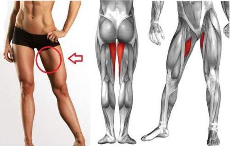 Упражнения для ног: Топ-7