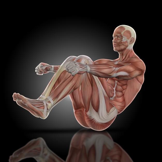 Пилатес: 10 минут в день для похудения