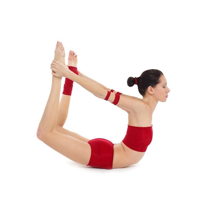 Здоровая спина: комплекс упражнений