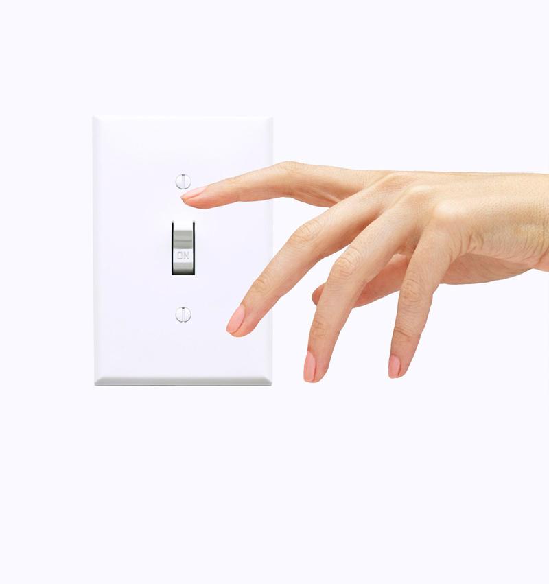 Отключите свет, пока он не отключил вас!