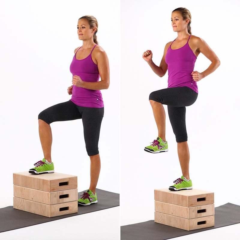 Быстрая тренировка для укрепления мышц живота и ягодиц: уделите себе 10 минут!