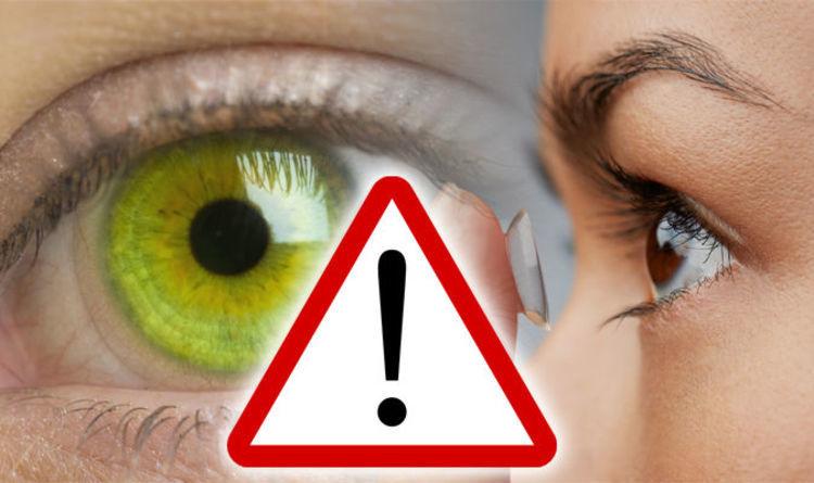 Чем опасно постоянное ношение контактных линз?