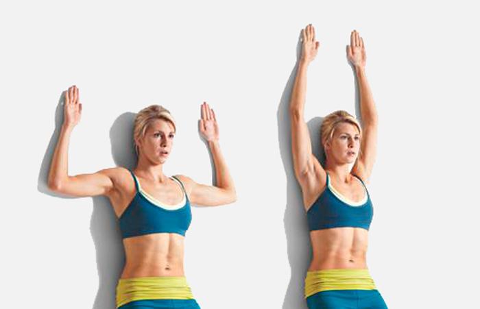 Упражнения, которые быстро исправят круглые плечи