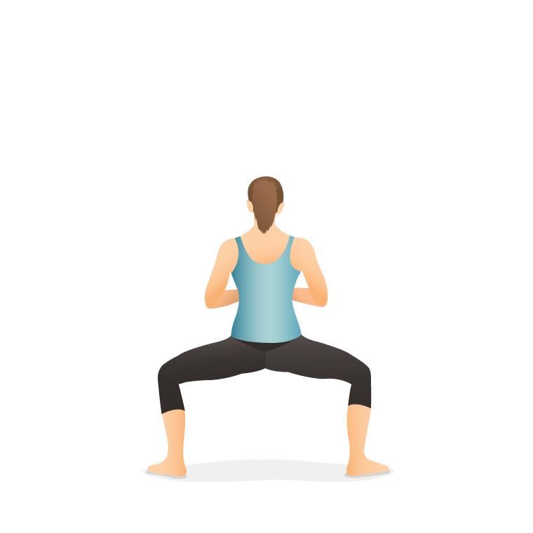 Как быстро привести ноги в идеальную форму: 10 статических упражнений