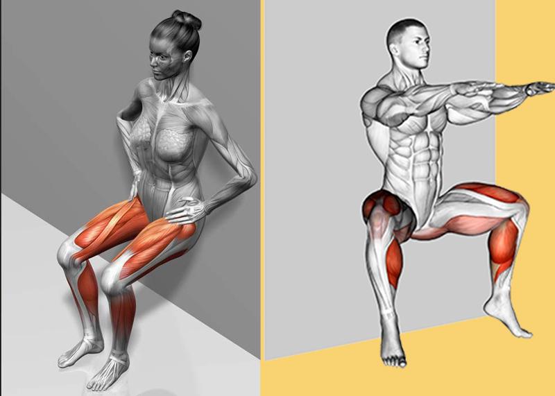 Как привести тело в тонус: 5 эффективных упражнений