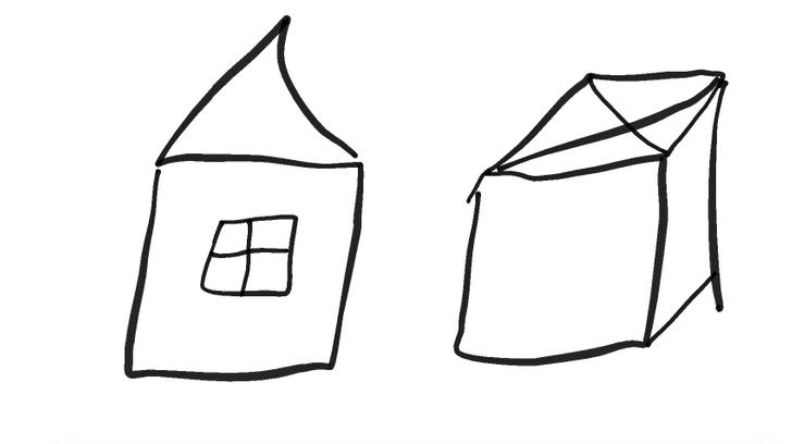 Что говорят о людях бессознательные рисунки на бумаге?