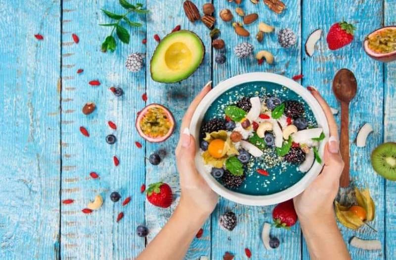 12 продуктов, замедляющих старение