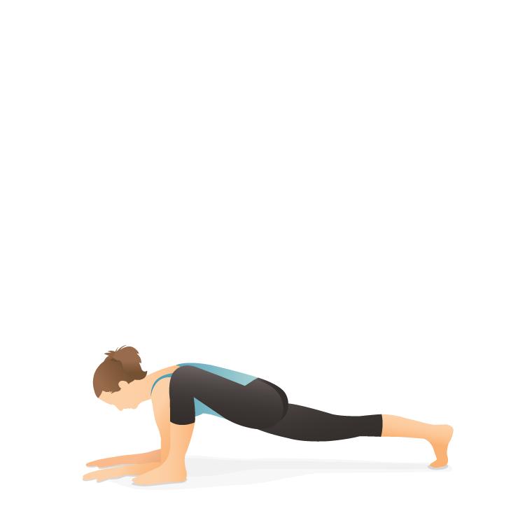8 упражнений на растяжку