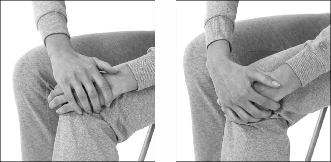 Поглаживания: оздоровительный комплекс упражнений