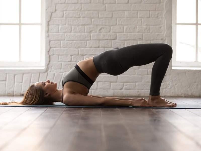 5 упражнений для упругих ягодиц и ног без целлюлита