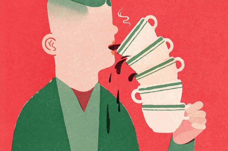 Удивительное влияние кофеина на тело