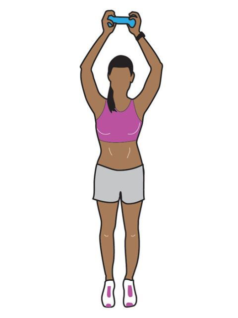 6 упражнений, которые быстро сделают живот плоским