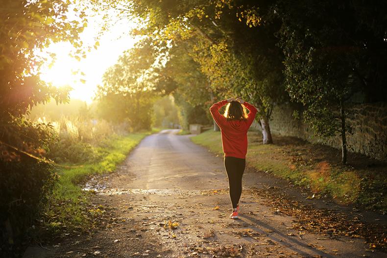 8 причинрегулярно выходить на прогулку