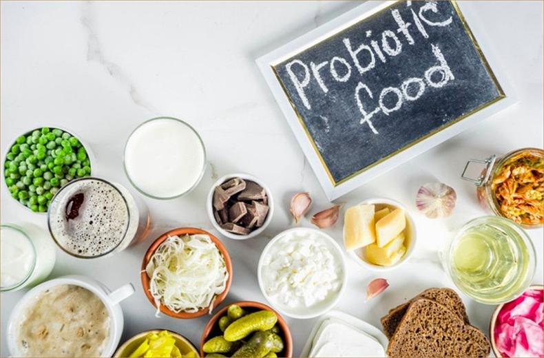 Хотите пробиотики, но не любите йогурт? Попробуйте эти продукты