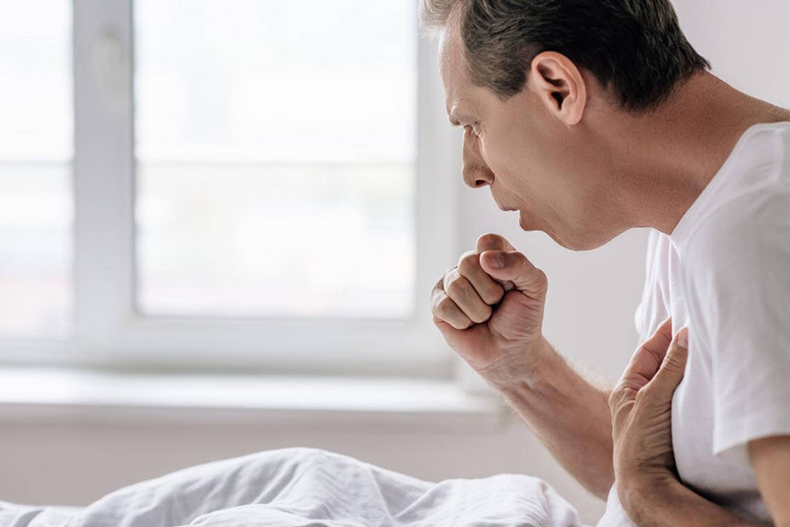 Сухой кашель может быть причиной серьезного заболевания