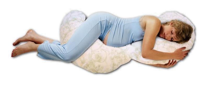 Как лучше спать беременной в 3 триместре