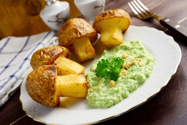 5 рецептов блюд из картофеля, которые не повредят вашей фигуре