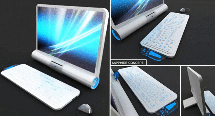 Sapphire-All-In-One-PC-Concept
