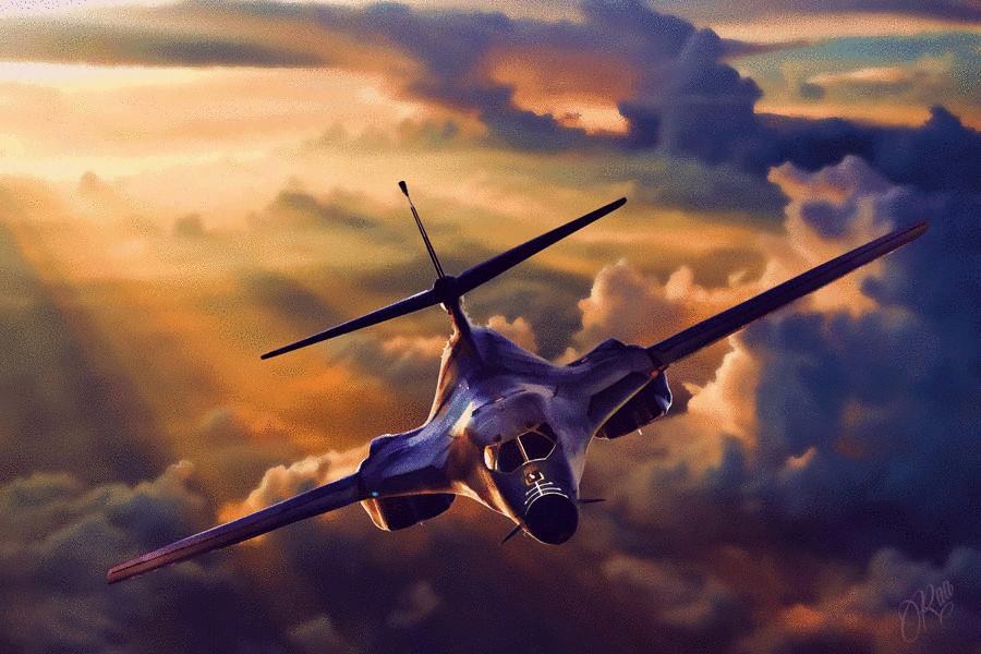 Картинка самолет и романтика
