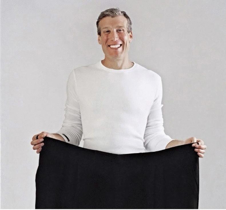 john gabriel weight loss