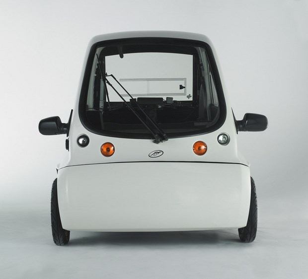 Kenguru Electric Car-6