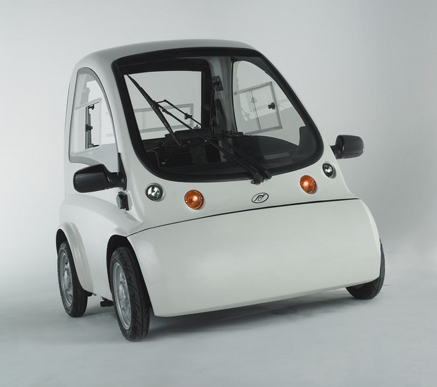 Kenguru Electric Car-5