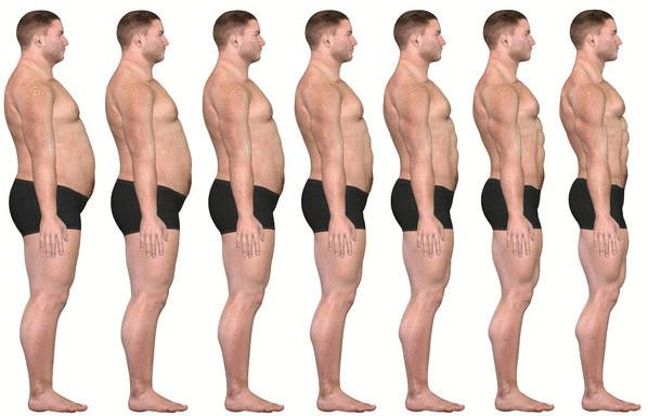 Диета для мужчин для снижения веса и избавления от живота.