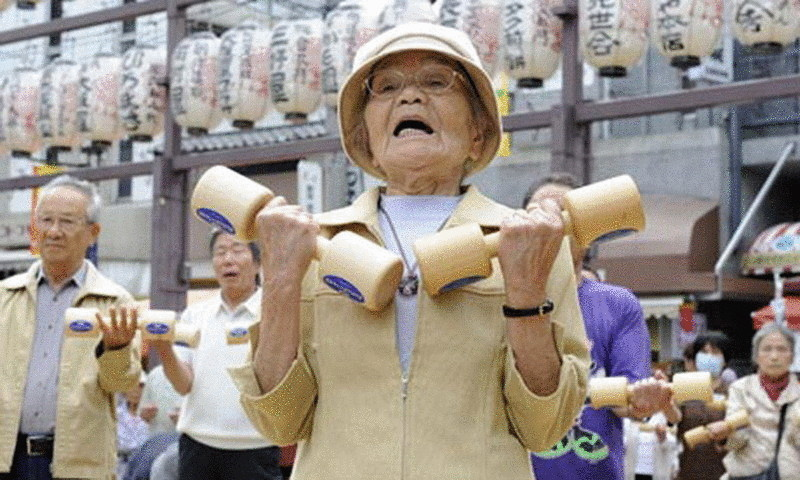 Почему японские женщины НЕ полнеют и НЕ стареют