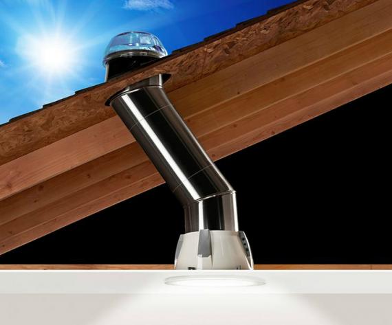 система солнечного освещения