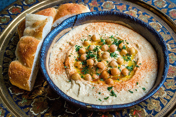 Хумус — 10 лучших рецептов приготовления
