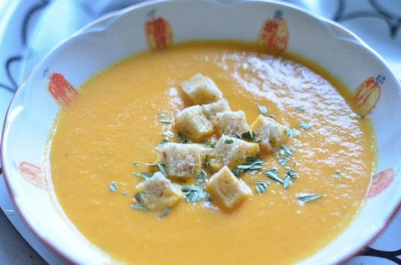 Рецепты: Пять осенних крем-супов, которые можно приготовить за 30 минут
