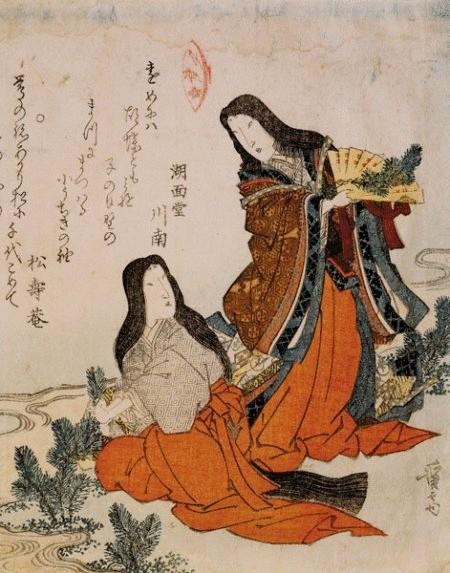 Росписи китая и японии