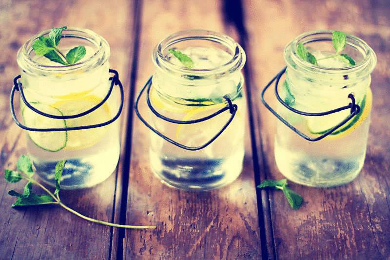 Рецепт воды Сасси