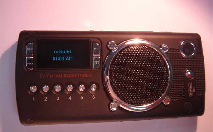 Thunder Super Radio Hi-Fi