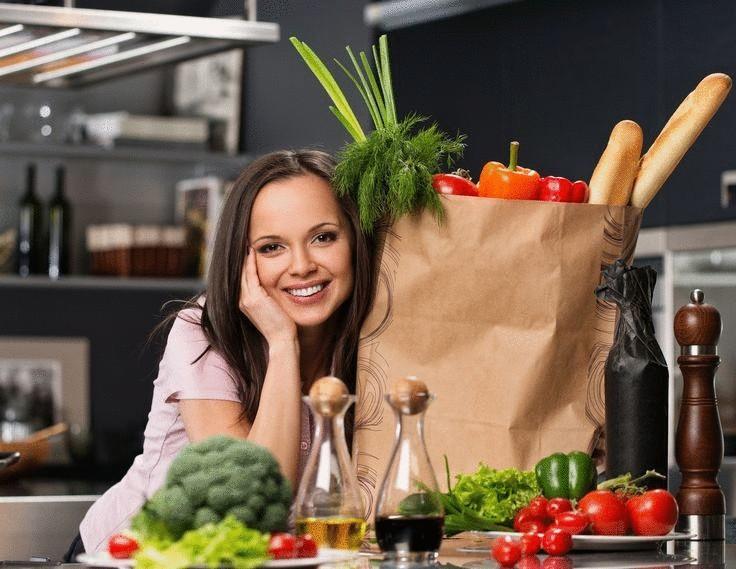 еда для похудения ног и бедер