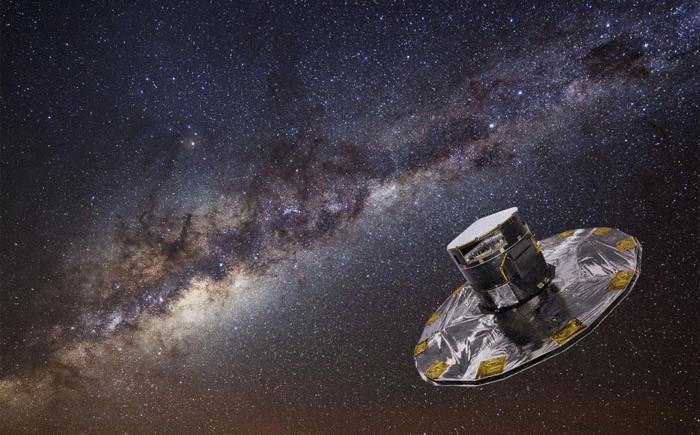 Космическая обсерватория Gaia («Гайа»)